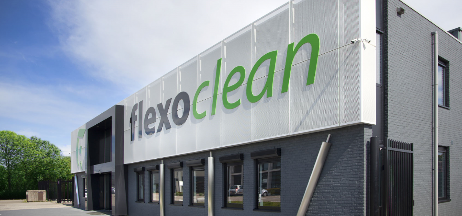 flexoclean gevel geperforeerd